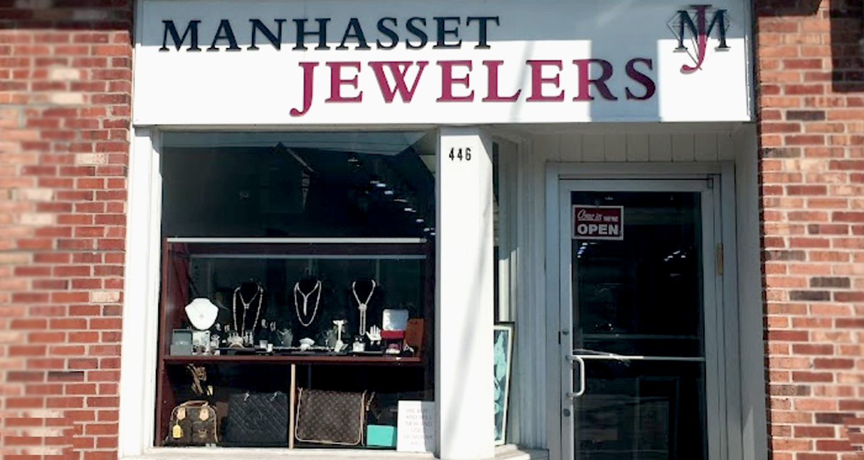 Manhasset Jewelers, local store for jewelry and watches, 446 Plandome Road, Manhasset, New York 11030